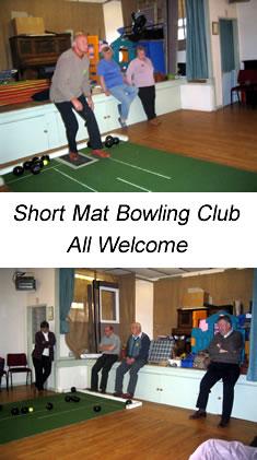 Short Mat Bowling Club